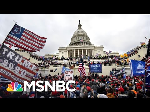 Feds: Capitol Hill Riot Is Emboldening Homegrown Extremists   The 11th Hour   MSNBC
