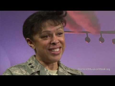 Maj. Gen. Stayce Harris, Commander, 22nd Air Force - WOAW Week 2015