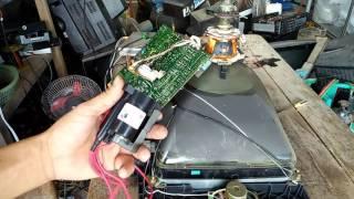 hướng  dẩn  sửa  chữa thay cao áp tivi niken