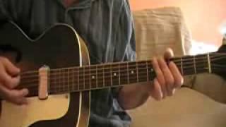 John Lennon Yer Blues Lesson - A bit easier