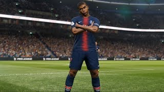 PES 2019 - PSG vs FC Barcelona - Gameplay (PS4 HD) [1080p60FPS]