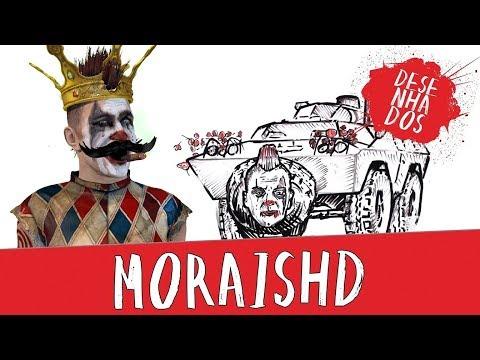 MORAIS REAGE - 'MORAISHD DIZ ASNEIRAS ft. MORAISHD | DESENHADOS'
