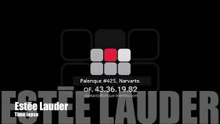 Time Lapse Estee Lauder Thumbnail