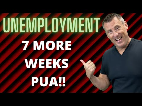 Unemployment Update 11-5-20: State Offering 7 More Weeks! PU