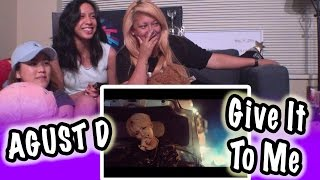 Download Video [KPOP REACTION] AGUST D (MIN YOONGI 민윤기) -- GIVE IT TO ME MP3 3GP MP4