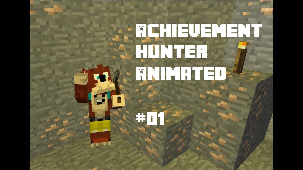 Achievement Hunter Michael Minecraft
