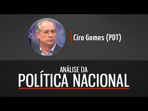 Ciro Gomes analisa