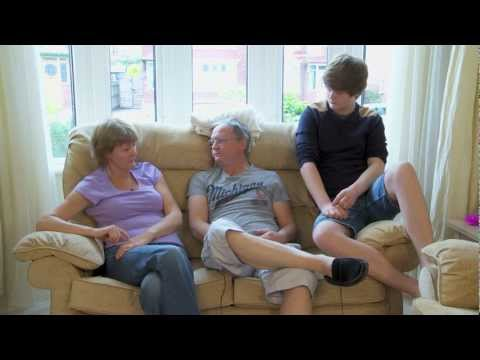 Huntington's Disease As A Family - Sowerby Family