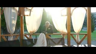 Свадебный клип. Синяя птица. выездная регистрация в шатре.
