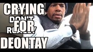 BLUE BLOOD SPORTS TV CRYS OVER DEONTAY WILDER REJECTING 50/50 SPLIT  CRITICISM!!