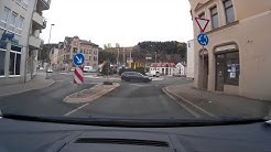 Durch Zwota und Klingenthal mit dem Auto