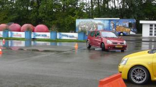 Rtc behendigheidswedstrijd 30-07-2017 (Clio RS ph2 rood)