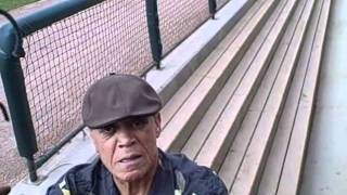 SlammersBlog- Opening Night Interview with Maury Wills