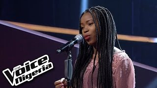 Jennifer sings 'Love Me Like You Do' / Blind Auditions / The Voice Nigeria 2016