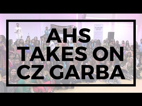 AHS Takes On CZ Garba | Aston Hindu Society