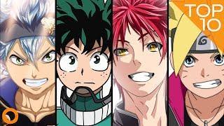 Top 10 Anime 2017 (Ergebnis Community Voting) - JARTS #18