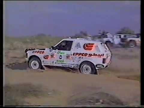 Masafi Rally 1989