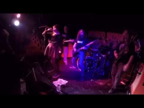ENTERTAIN THE TERROR / LIVE MONDO BIZARRO - RENNES