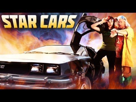STAR CARS- DeLorean Time Machine (Ep. 6)