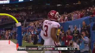 All Time Top 5s: Oklahoma Receivers