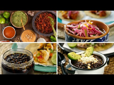 Salsas mexicanas