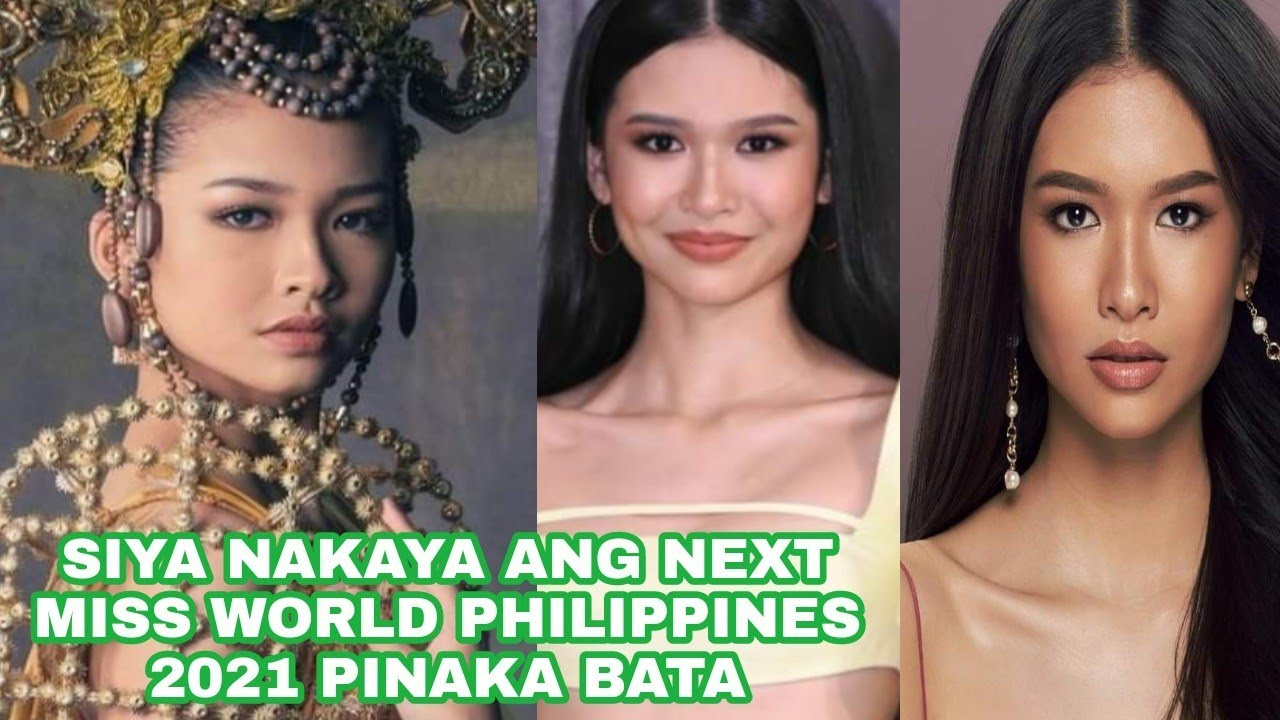 Download Miss World Philippines 2021 Tatyana Alexi Austria Official Candidates
