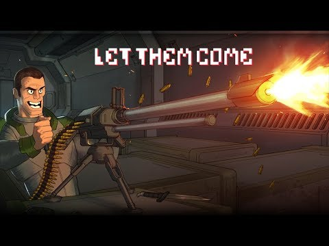 Let Them Come Gameplay Impressions - The Best Weapons to Fight a Horde!