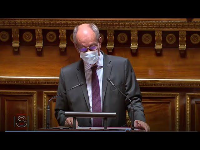 """Jean-Louis LAGOURGUE : PLF 2021 - Mission """"Outre-Mer"""""""