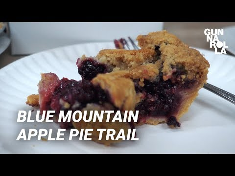 Blue Mountain Apple Pie Trail: The Best Pie in Canada