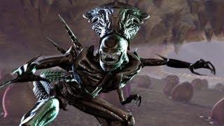 Aliens Versus Predator: Extinction - A1 - Explorers Uncover Dormant Hive