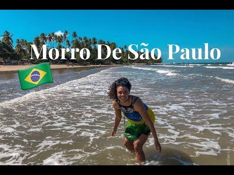 Morro De São Paulo- Brazilian Island