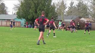 Salem rugby (Lostboys) vs Valley Rams