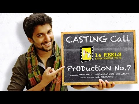 Nani Starrer | 14 Reels Casting Call For Kids | Latest Movies 2015 | Sri Balaji Video