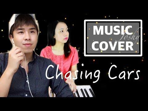 Snow Patrol 雪警樂團【Chasing Cars】翻唱COVER: Joshy/ Piano: Yi-Yin