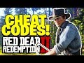 Red Dead Redemption 2 - *NEW CHEAT CODES!