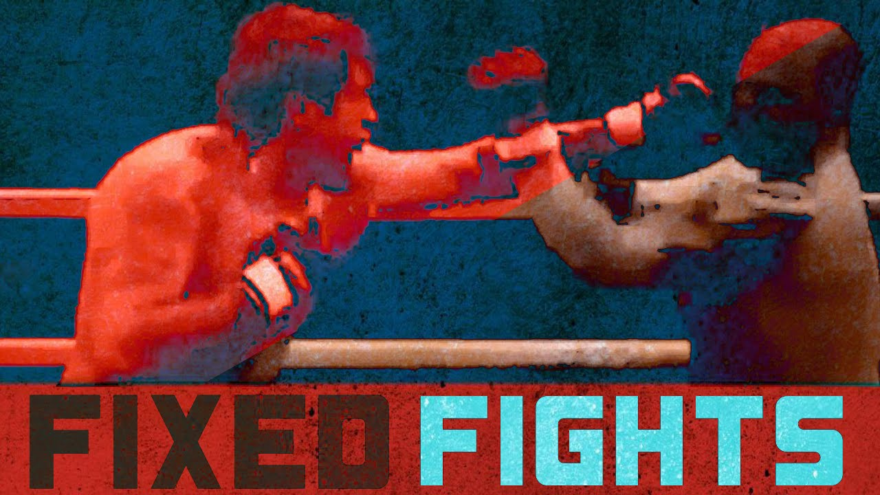 Image result for fixed fights