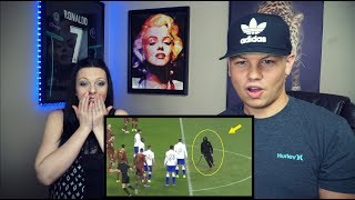 Players vs Fans | Fights & Crazy Moments REACTION