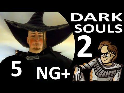 Let's Play Dark Souls 2 New Game Plus Part...