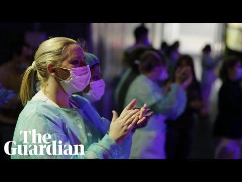 Coronavirus: Spanish hospital