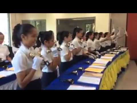 Music using Bells by Students- Tie a Yellow Ribbon