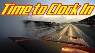 Speedy's Garage Drag Racing Dodge Challenger Hellcat GoManGo