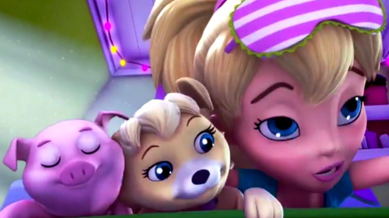 Polly Pocket   Cupcake Clash   Cartoons for Children ...