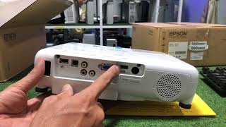 Máy chiếu Epson EB-X41 có gì thú vị mà được ưa chuộng?