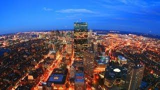 Boston in Motion - Timelapse
