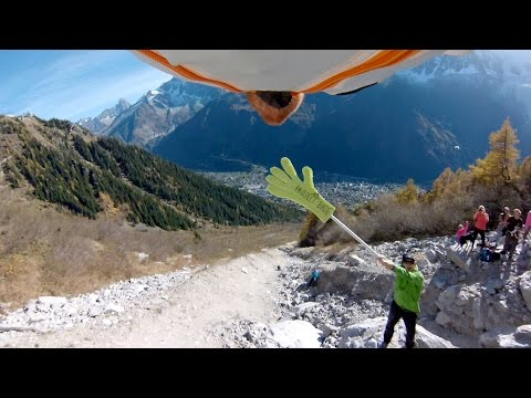 GoPro: Wingsuit High Five