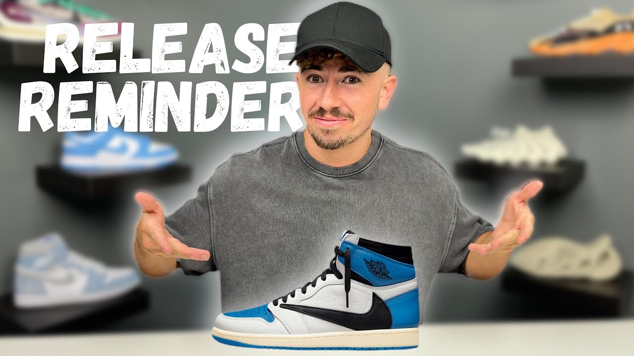 BETTER CHANCE AT GETTING THESE NOW!?  How To Cop The Jordan 1 Travis Scott X Fragment