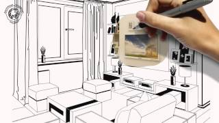 Дизайнер интерьера Александра Субботина(, 2015-06-17T14:57:45.000Z)