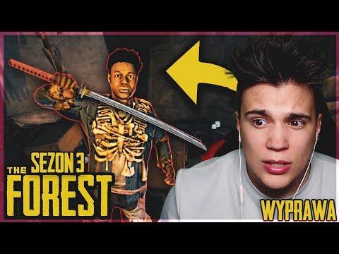 WYPRAWA PO KATANĘ! 🗡️  - The Forest #6 [SEZON 3]