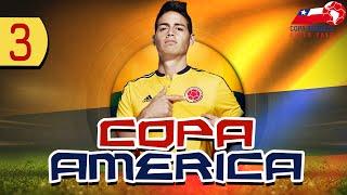 FIFA 15: UT - COPA AMÉRICA 2015 #3 - COLOMBIA - Ataque Mortal! [PS4]