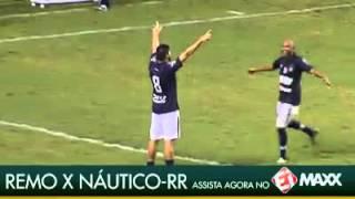 REMO X Nautico-RR GOLAÇO DE MARCO GOIANO COPA VERD